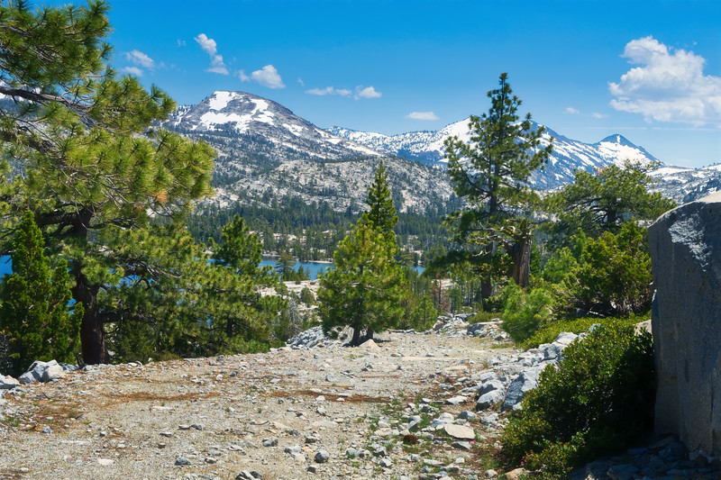 Rockbound Lake and Rockbound Valley