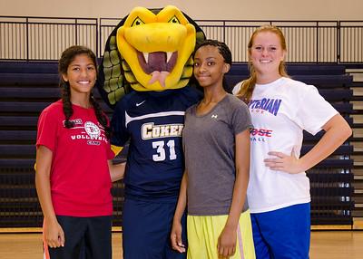 Basketball Camp - 2014