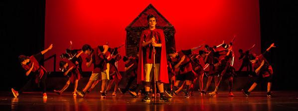 Mulan Jr. (Theater Camp)