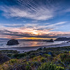 Cape Sebastian Sunset