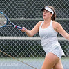 Broughton Tennis vs Leesville. August 29, 2017