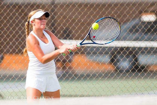 Broughton Tennis vs Sanderson. September 5, 2017.