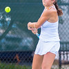 Broughton Junior Becket competes in the Cap-7 singles championship. October 11, 2017.