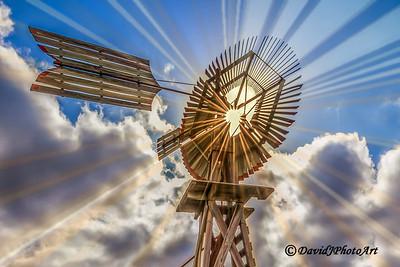 """""""Sunny Windmill"""""""