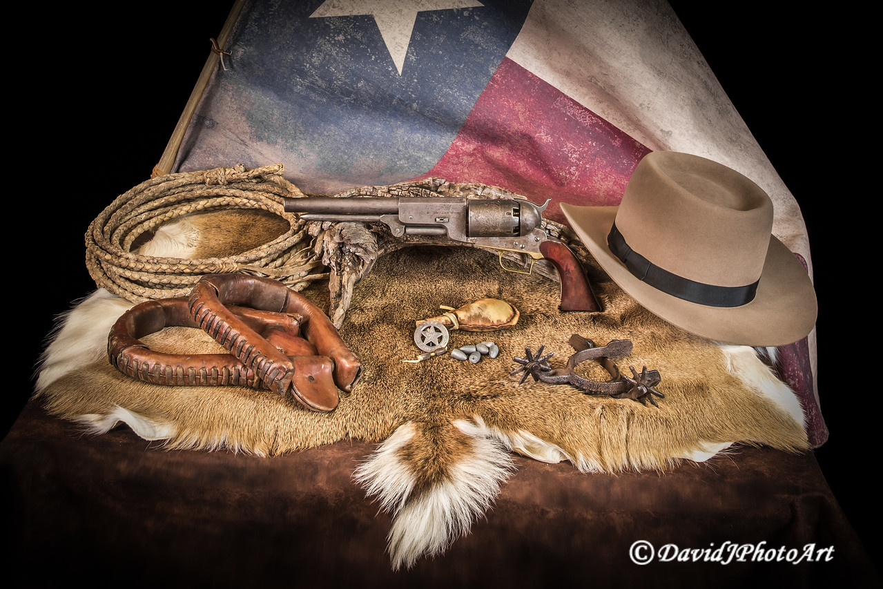 """Texas Ranger Tribute"""