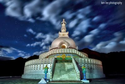 Shanti Stupa Dream