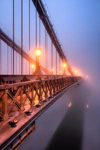 Chain Bridge – Budapest, Hungary