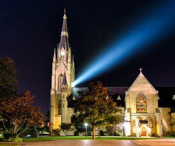 Basilica of the Sacred Heart – University of Notre Dame, Indiana