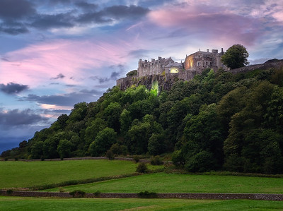 Stirling Castle – Stirling, Scotland