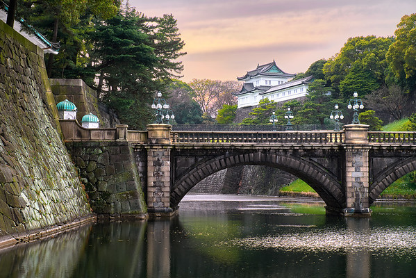 Imperial Palace – Tokyo, Japan
