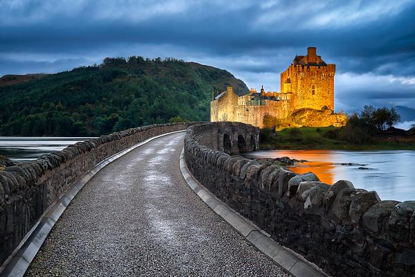 Eilean Donan Castle – Western Highlands, Scotland
