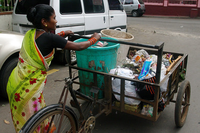 Door to Door Waste Collection, Pune, India