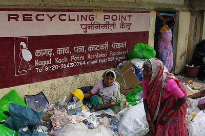 Recycling Point, Pune, India
