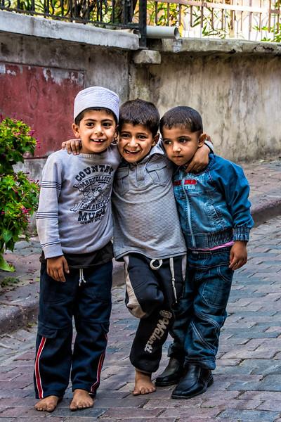 Kids of Balat Seriees