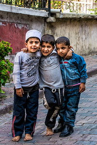 Kids of Balat Seriees