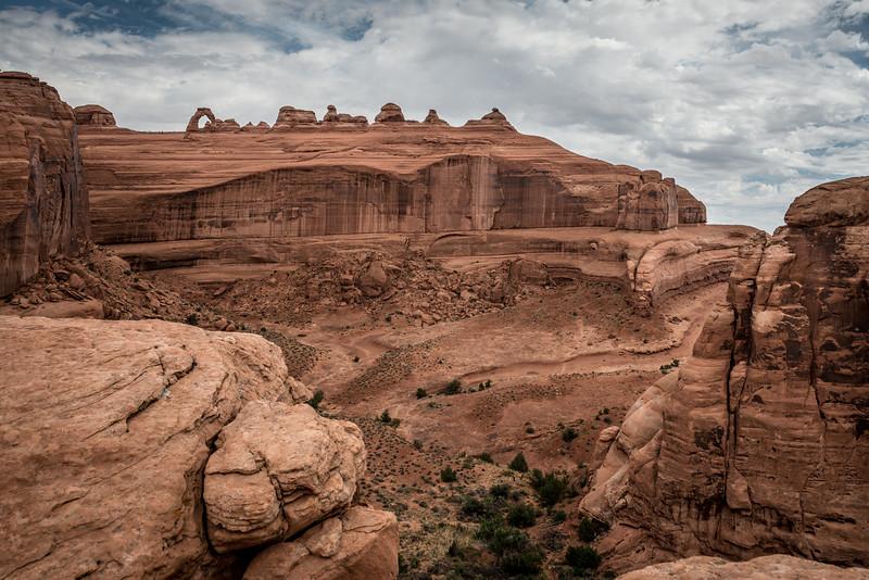 Arches National Park, Utah  DP-7384B