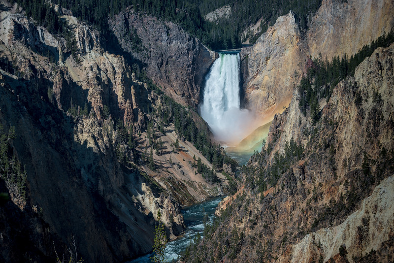 Yellowstone National Park, Wyoming  DP-0172