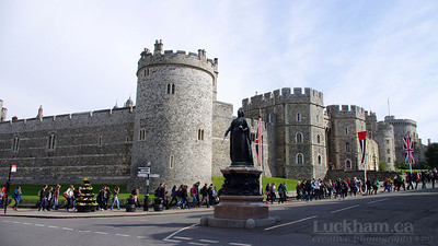 Windsor Castle has been a Royal home and fortress for over 900 years