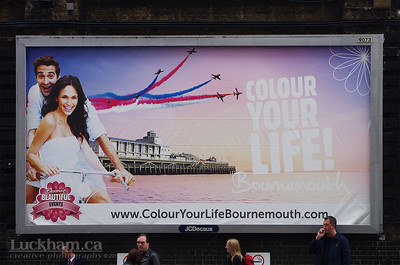 London is... not Bournemouth