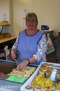The Welsh Cake Lady... Claire Grenfell of Karen Evans Bakery