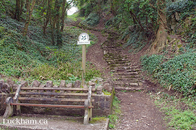 Monks Steps at Kewstoke