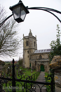St. Paul's Church in Kewstoke, Somerset