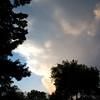 Texas Summer Clouds