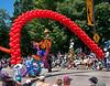 Parade on the Circle, University Circle area, Cleveland, Ohio