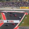 Ferrari Race at the 2012 Formula 1 US Grand Prix