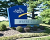 """Photo: Front sign of Wayne College in Orrville, Ohio (Wayne County, Ohio). <br /> <br /> Description: Wayne College is a branch campus of the University of Akron offering two-year degrees and a transfer program to the main campus in Akron resulting in a four-year degree. It is located in Orrville, Ohio.<br /> <br /> Role in Wayne County's Ag-Bio Cluster: Higher education provider, offering degrees in a wide range of fields related to science, engineering, business and many other fields. As a part of the University of Akron system, Wayne College has access to the major science and engineering resources available on the University's main campus in Akron.<br /> <br /> Website: <a href=""""http://www.wayne.uakron.edu/"""">http://www.wayne.uakron.edu/</a>"""
