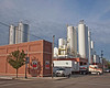 """Photo: Smith Dairy Products Company's dairy facility in downtown Orrville, Ohio.<br /> <br /> Role in Wayne County's Ag-Bio Cluster: Leading regional dairy and dairy products manufacturer. Corporate headquarters.<br /> <br /> Website:  <a href=""""http://www.smithdairy.com"""">http://www.smithdairy.com</a>"""