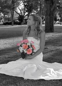 CHD_1156 Britt sitting profile adj 5x7 b&w&pink