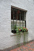 WB 1 Window Box & White Wall