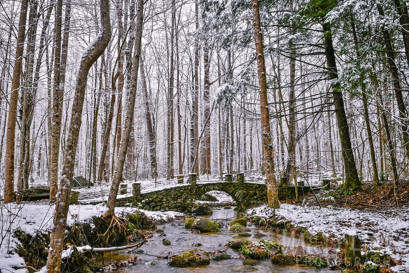 Winter At The Troll Bridge