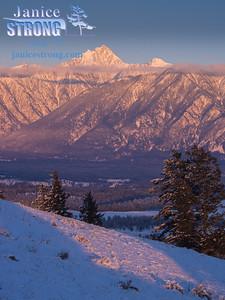 Fisher-Peak Alpenglow- Eager Hills 2226