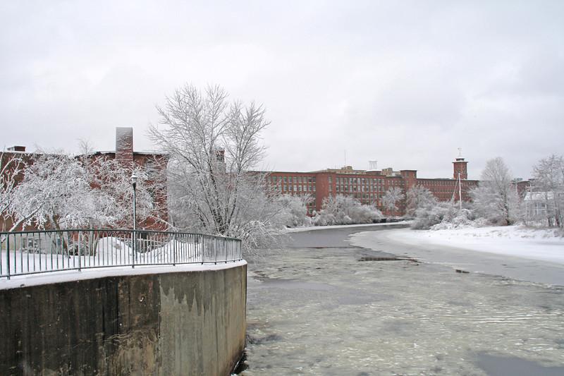 NA 47 Snowy Nashua River