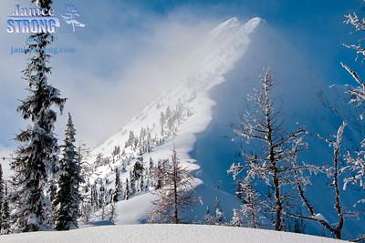 2840 Hellroaring Creek winter