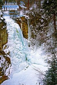 7902 Marysville Falls in winter2