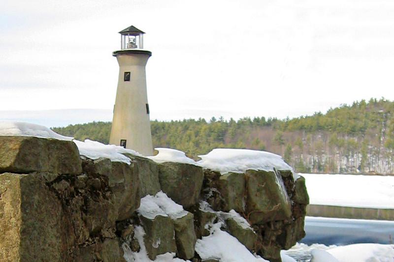SC 294 Winter Lake Lighthouse