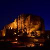 IND_2445-7x5-Fort Mehrangarh-Night Lit