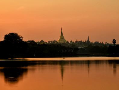MYA_1906-Pagoda Reflection