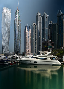 SRI_3551-5x7-Boat Reflection-Dubai
