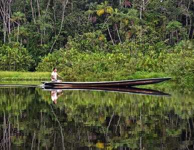 ECQ_0736-Canoe Reflection
