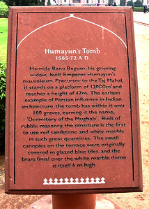 IND_0200-7x5-Humayuns Tomb-Sign