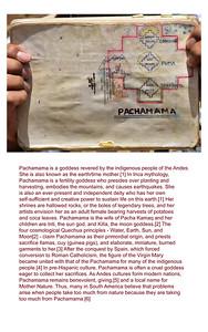 Pachamama-Symbol