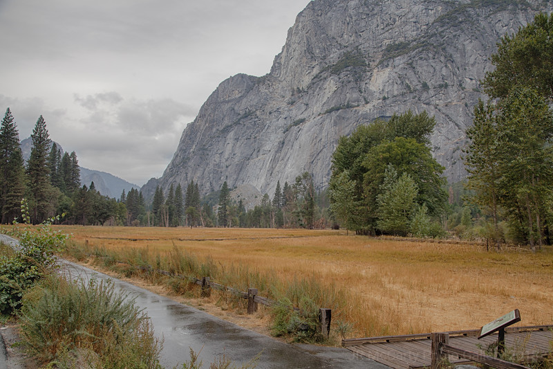 Yosemite Valley in Oct 2012 (HDR)