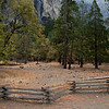Yosemite Valley in Oct 2012