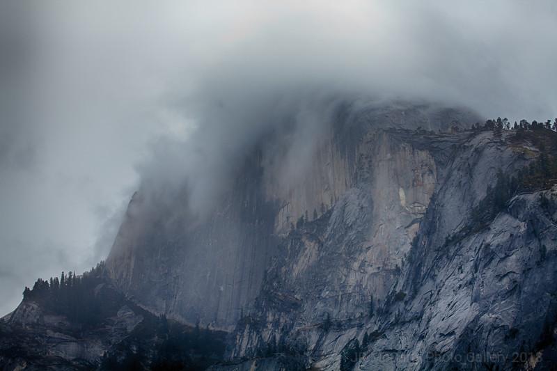 Yosemite Valley in Oct 2012