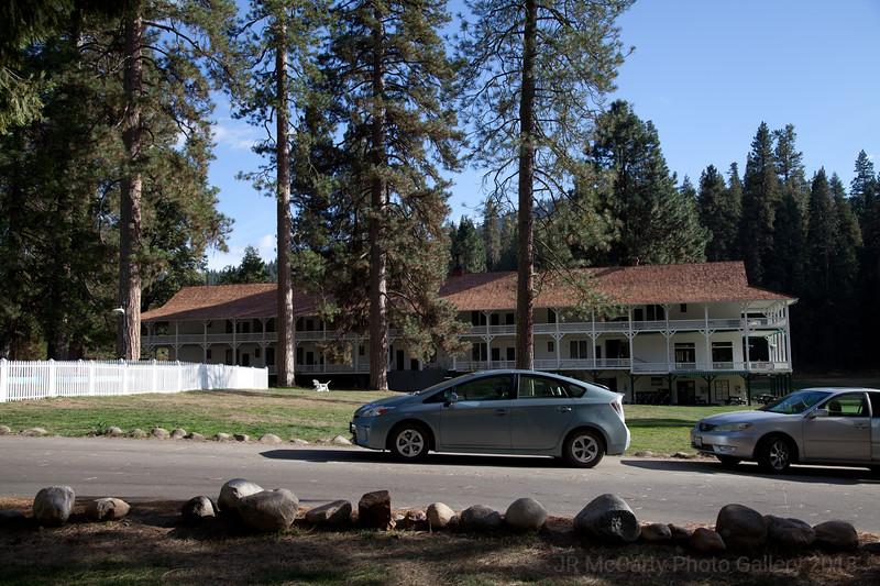 Yosemite Wawona Hotel