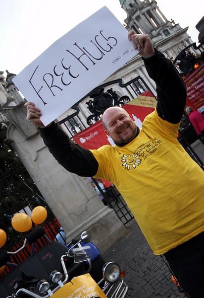 Island Trikers - Northern Ireland Cancer Fund For Children 2013